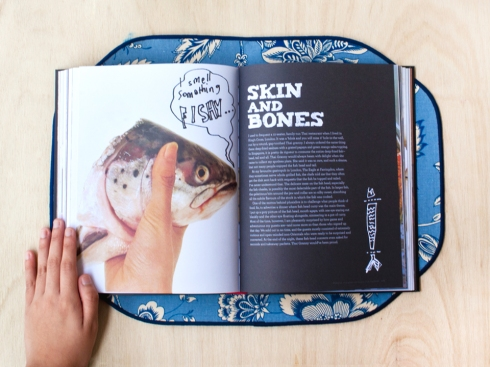 plusixfive cookbook fish head