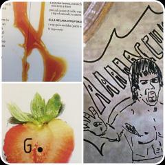 plusixfive cookbook g spot bruce lee